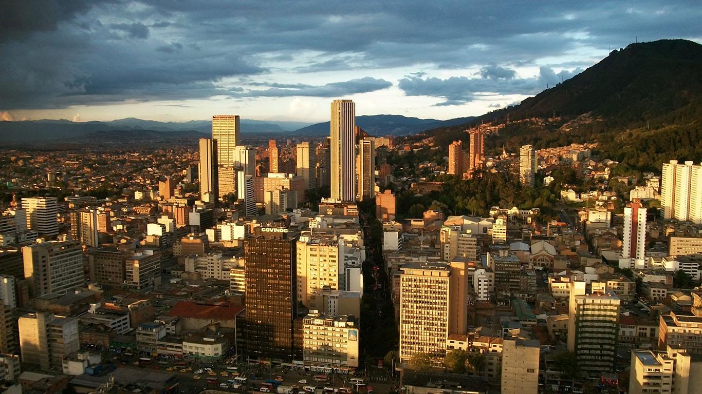 Cities on speed Bogota