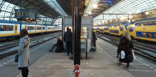 symposium openbaar vervoer terminals