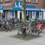 mensen zoeken naar sociaal bewijs, wat doen andere fietsers