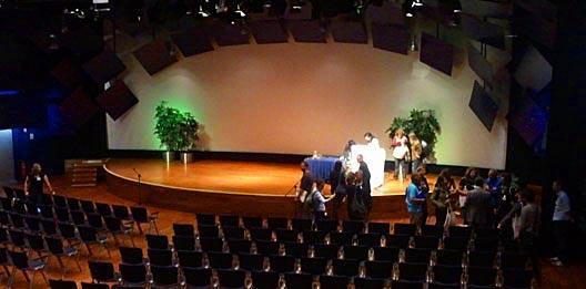 congres over het beinvloeden van veiligheid door zintuigen