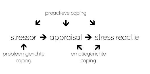 model over hoe stress werkt