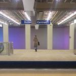 hoge plafonds of plafonds met lichte kleuren zorgen voor minder crowding