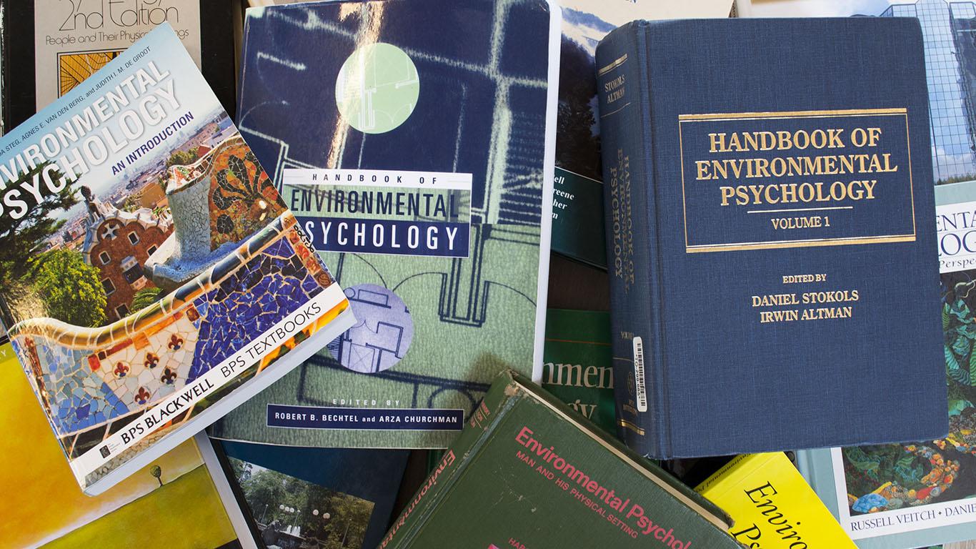 omgevingspsychologie literatuur