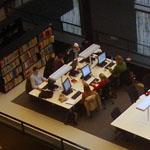 Territorium schending in bibliotheek leidt vaak tot vluchten