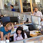 Wat zijn de psychologische effecten van een kantoortuin?
