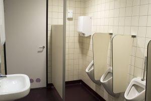 beleving openbaar toilet