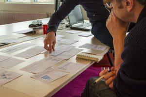 eindgebruiker betrekken in ontwerpproces