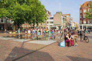 inrichting openbare ruimte spelen kinderen