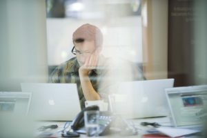 kenniswerker kantoor anker flexwerker