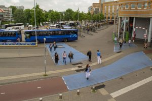 nudging openbare ruimte