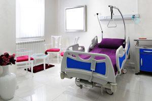 psychologie healing environment kleur