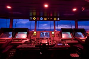 rood licht schepen